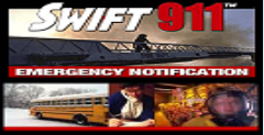 Swift 911 Emergency Notification Button